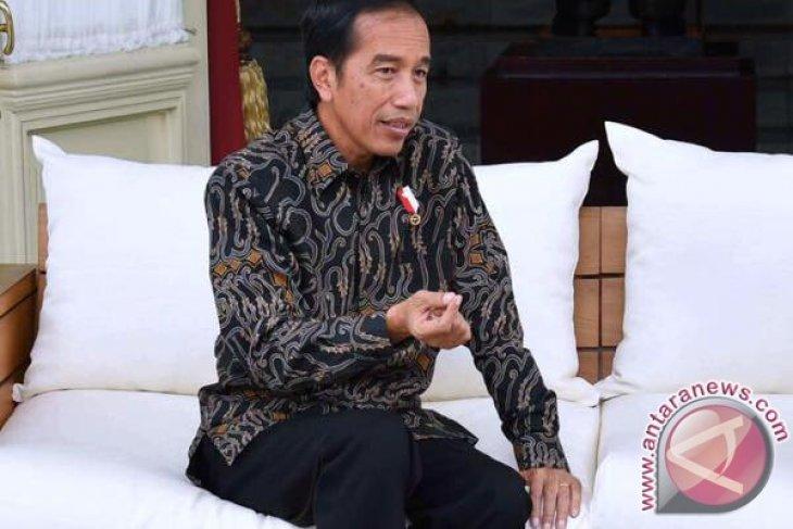 Presiden Ingin Seni-Budaya Jadi Kekuatan Ekonomi Indonesia