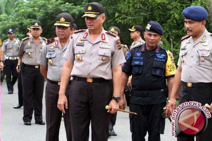 Enam Pejabat Utama Polda Aceh Diganti