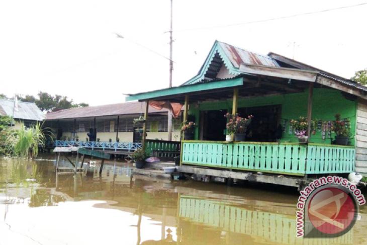 BPBD : 12 Kecamatan Kapuas Hulu Rawan Banjir