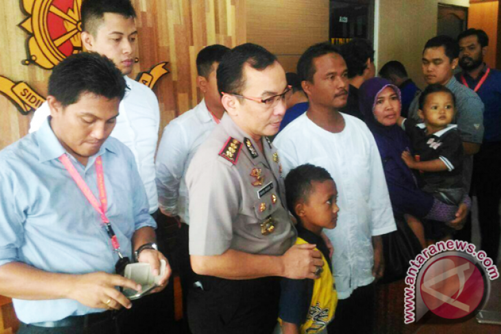 Polresta Pontianak Tangkap Tiga Penculik Anak