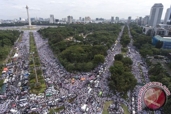 MUI-Jakarta Chapter lets Muslims join 212 reunion rally