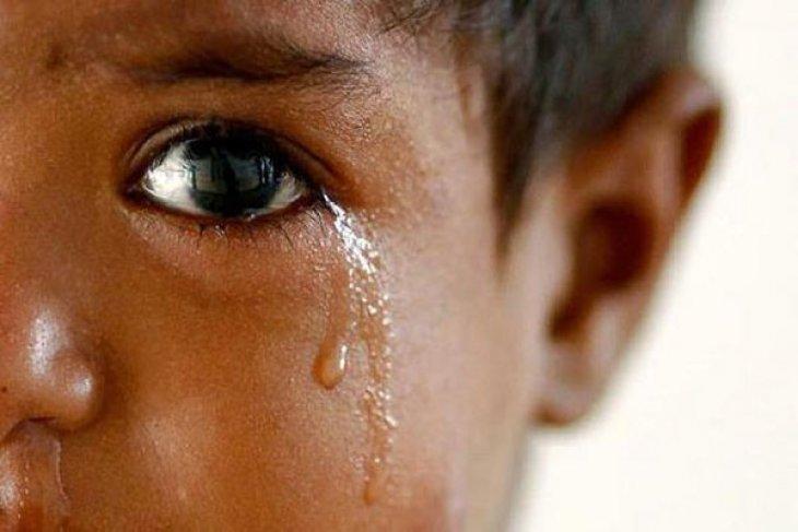 Stres pandemi corona bukan alasan untuk menyakiti anak