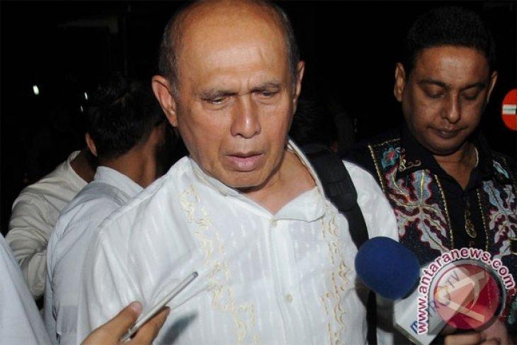 Kivlan Zen ditahan di Rutan militer Guntur setelah diperiksa  28 jam