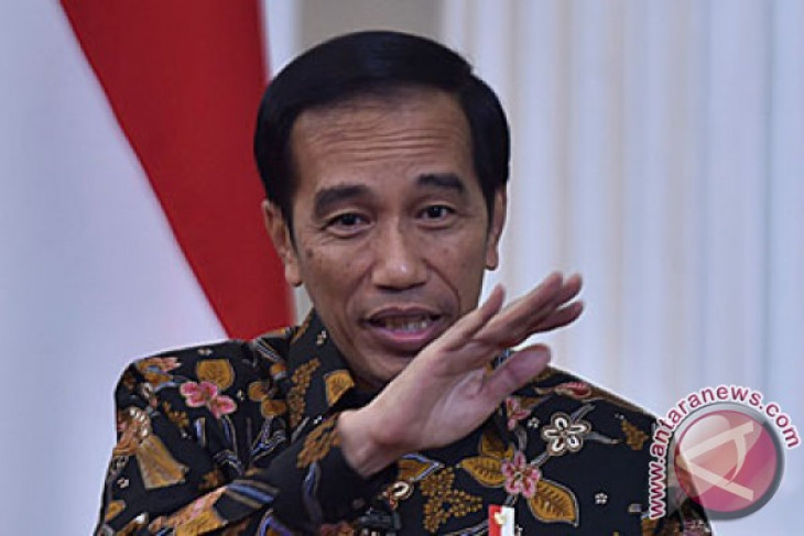 President Jokowi asks for greater attention to increasing investment