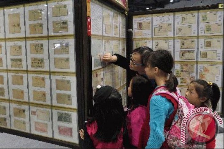 China 2016 Asian International Stamp Exhibition closed in Nanning