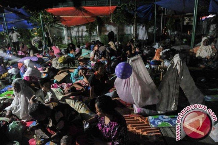 Mahasiswa Malang galang dana korban gempa Aceh