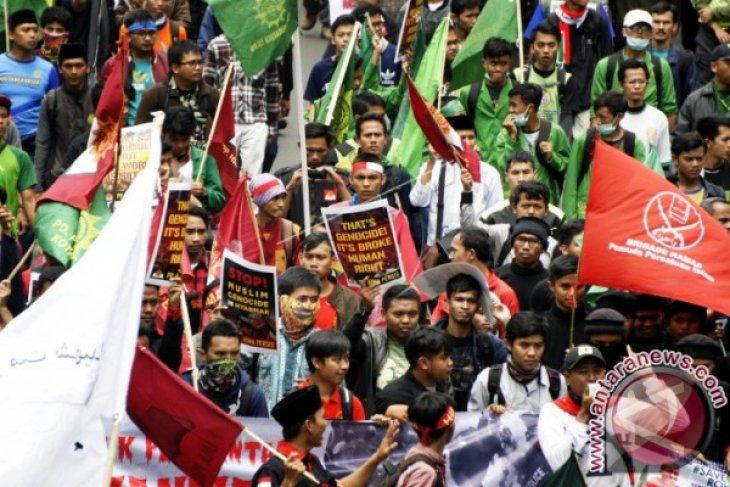 PBB Mendesak Pemimpin Myanmar Aung Suu Kyi Soal Rakhine