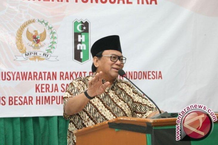 Wakil Ketua MPR : Aparat Keamanan Jangan Lengah