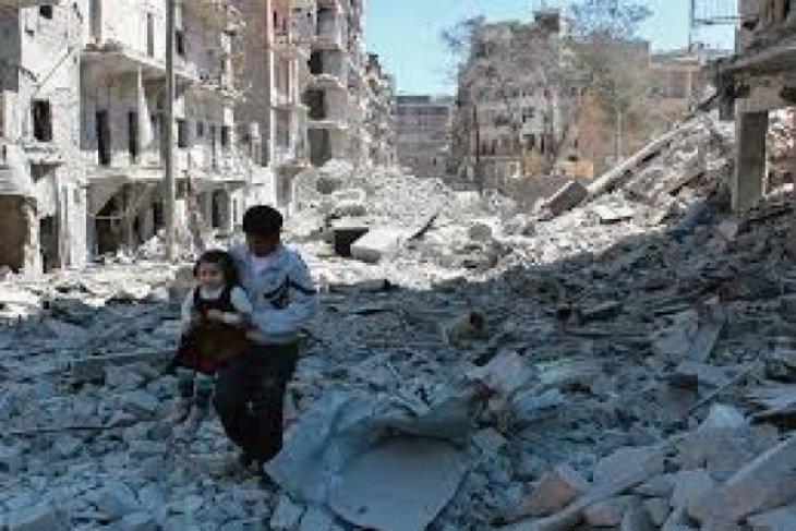 Prihatin, Situasi di Provinsi Idlib Suriah memburuk