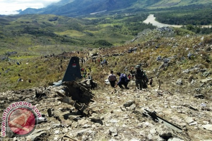Bodies of Hercules plane crash victims to be flown to Malang