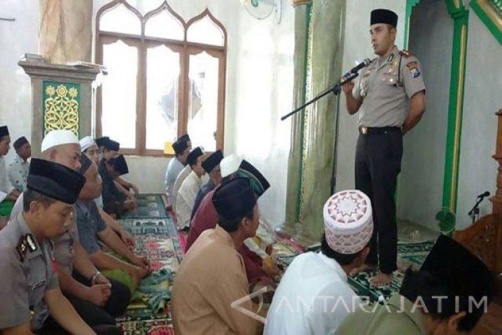 Polres Dirikan Posko Pengamanan Natal di Suramadu