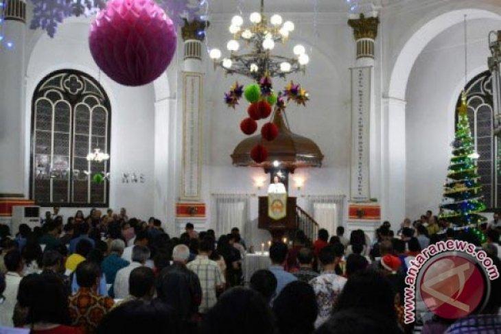 Jemaat Natal Sukabumi Dihimbau Tidak Bawa Ransel