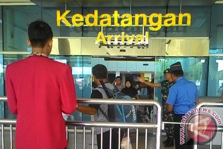 Penumpang Bandara Jambi meningkat jelang libur Nyepi