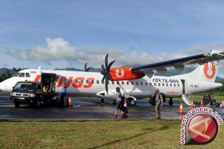 Pesawat Lion dan Wings Bersenggolan di Bandara Kualanamu