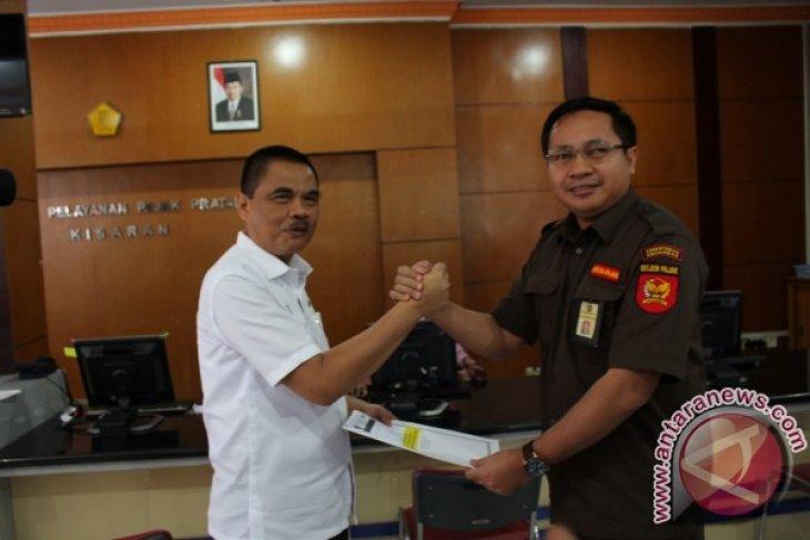 Bupati Asahan Ikuti Tax Amnesty