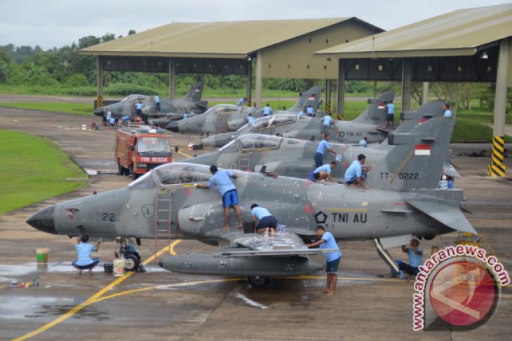 Skadron Udara 1 Supadio Gelar