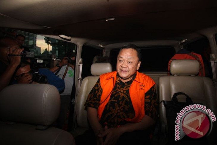 Indonesian military police searches graft suspect`s house
