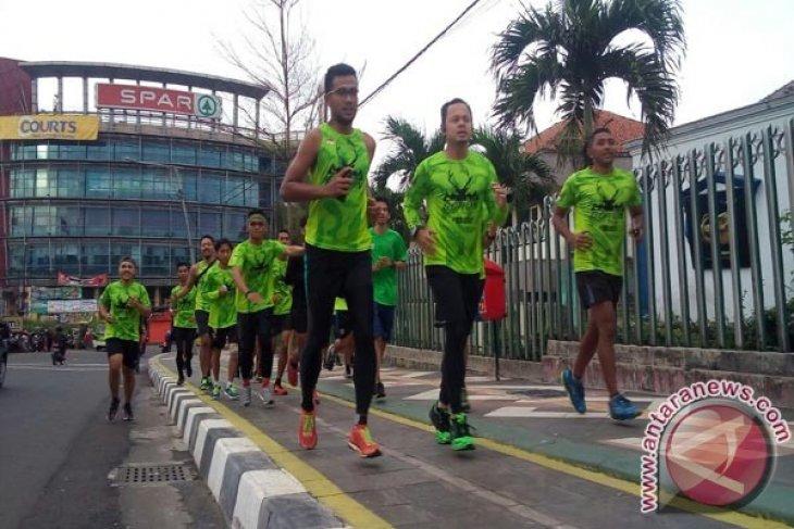 'Bogor Runners' Berlari Untuk Amal Bulan Ramadhan