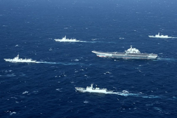 Indonesia pushes ASEAN, China to agree on effective coc in South China Sea