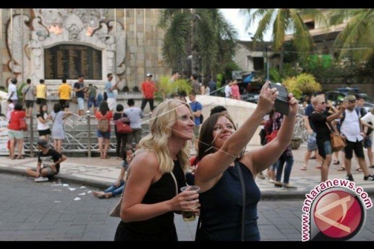 Kunjungan Wisatawan Inggris dan Jepang ke Bali Naik