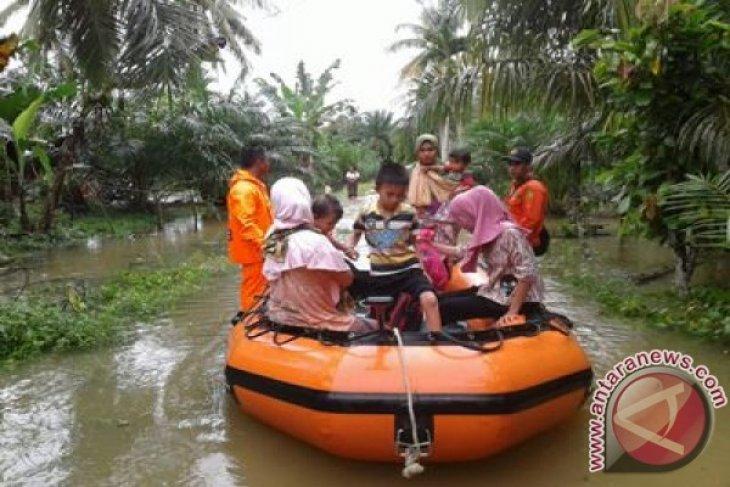 94 warga Aceh Selatan terisolir banjir