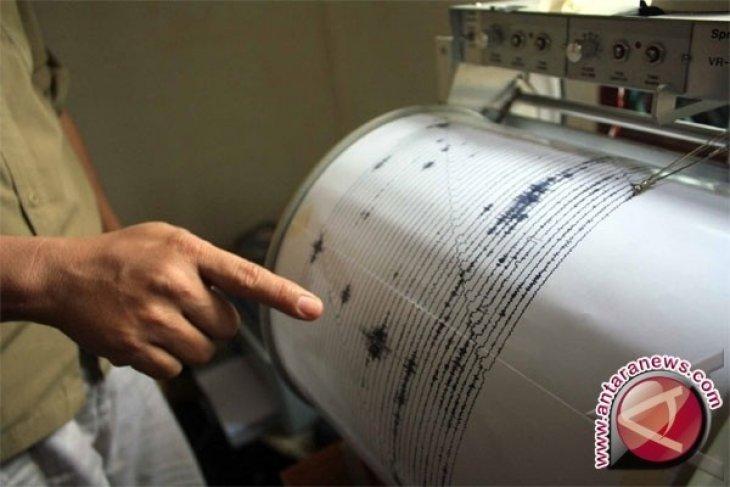 Gempa di Laut Sulawesi Terasa Hingga Samarinda