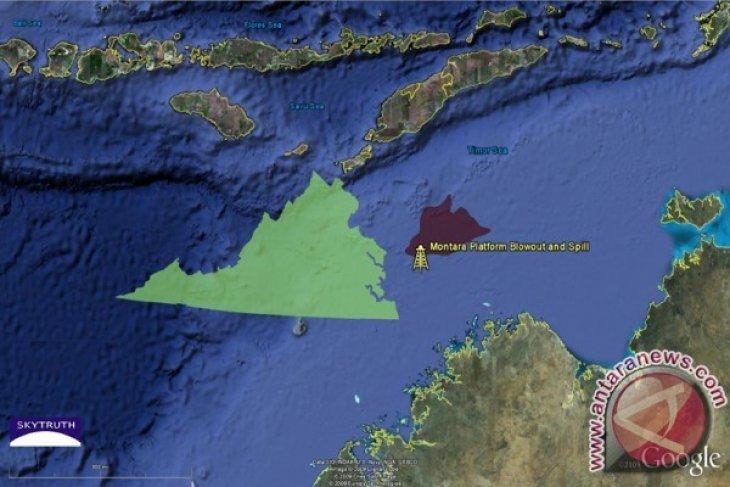 Pencemaran Laut Timor adalah masalah bangsa