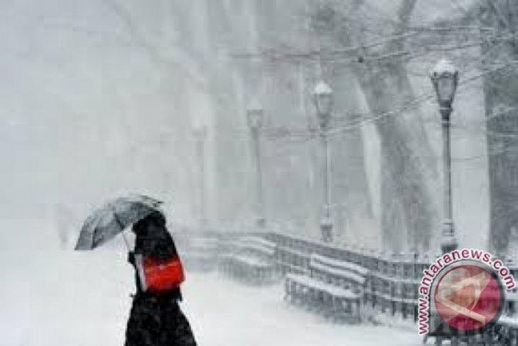 KJRI Istanbul Layani WNI Terjebak Badai Salju