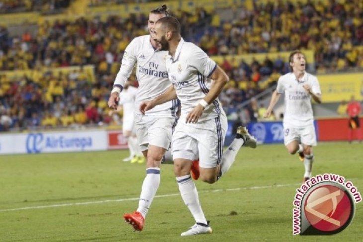 Madrid akhiri pekan kelam