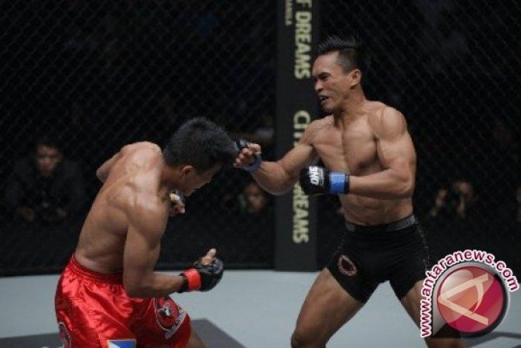 Sunoto Puaskan Publik Indonesia di One Championship