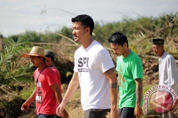 Rio Dewanto rilis film dokumenter terkait konflik agraria