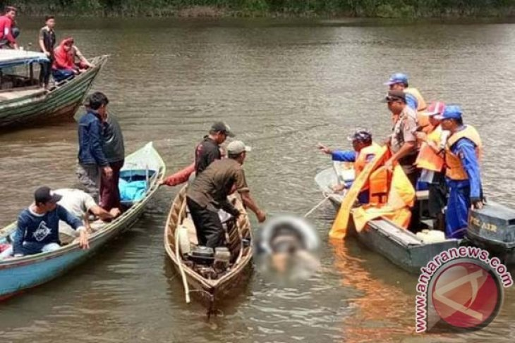 ABK tercebur di Sungai Kapuas Tayan ditemukan