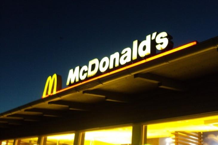 McDonald's Taiwan dan Korsel diretas