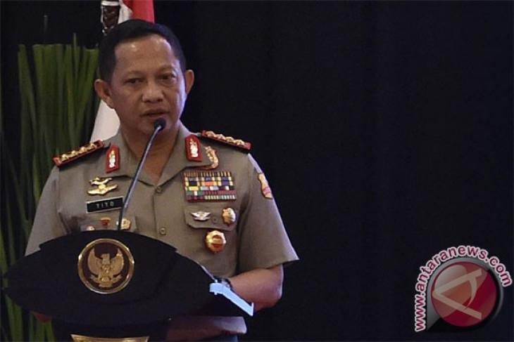 Police did not tap former president's phone: General Karnavian