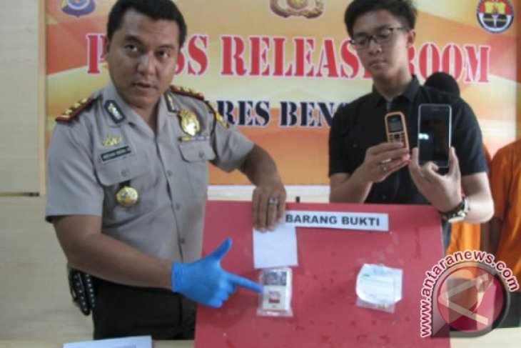 Polres Amankan Lima Penyalahguna Narkoba Pada Januari