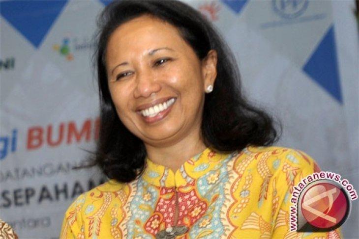 Rini Soemarno Mengajar di SD Sembalun