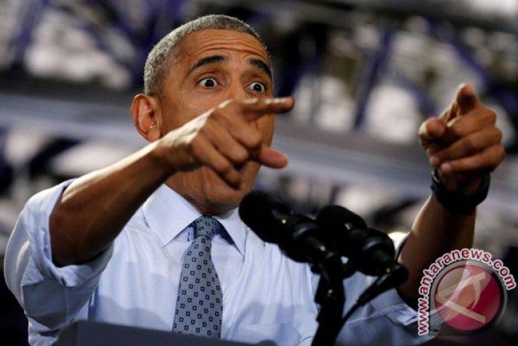 Obama Akhirnya Buka Suara Soal