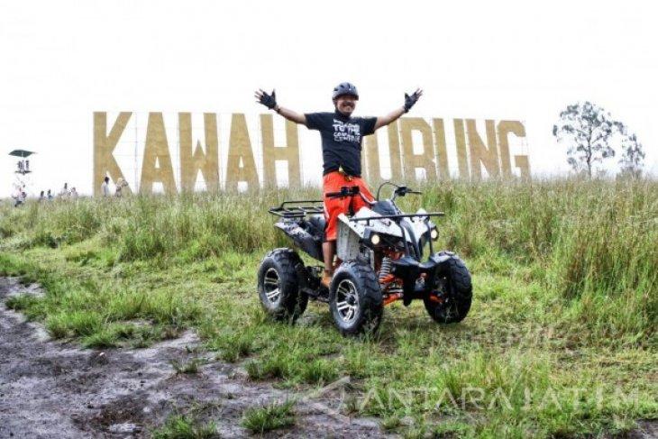 Wisata Kawah Wurung Bondowoso Sumbang PAD Rp25 juta