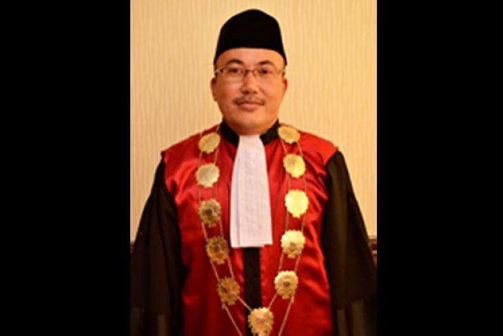 Hakim PN Sanggau Komitmen Jalankan Pakta Integritas