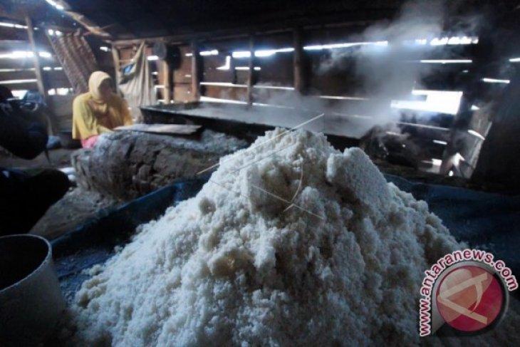 Aceh telah impor garam 647 ribu dolar