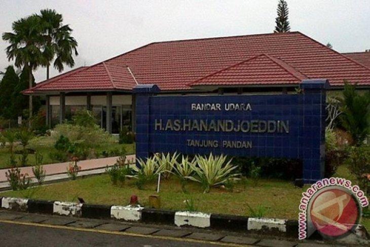 Gubernur Bantah Hanandjoeddin Gagal Jadi Bandara Internasional