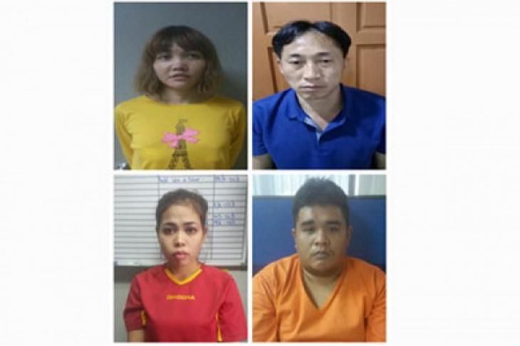 Vietnam says Kim murder suspect thought it was a prank