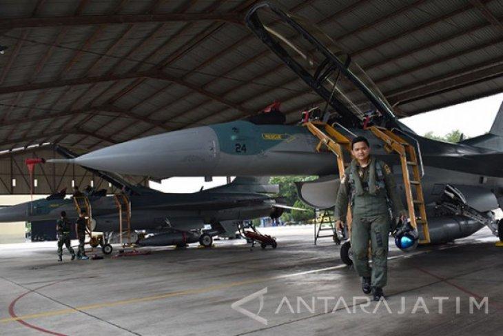 Lanud Iswahjudi Magetan Tambah Satu Penerbang F-16