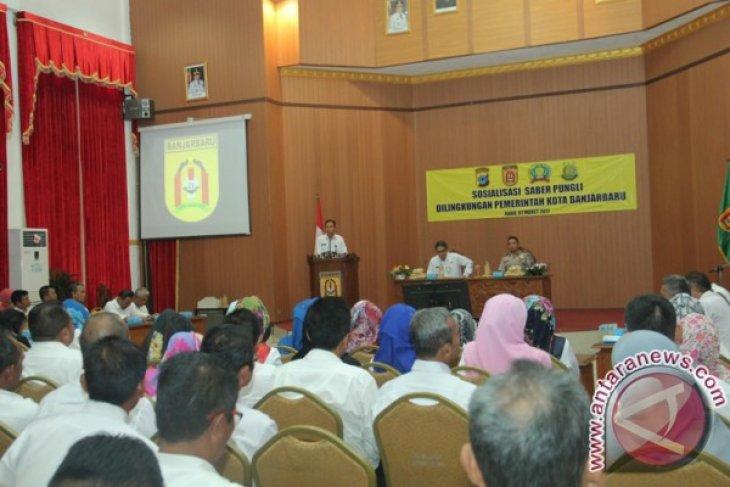 Kepsek Banjarbaru Dicegah Lakukan Pungli