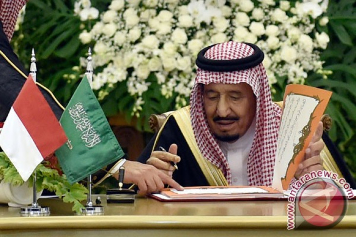 King Salman considers Indonesia as his second home: Kalla
