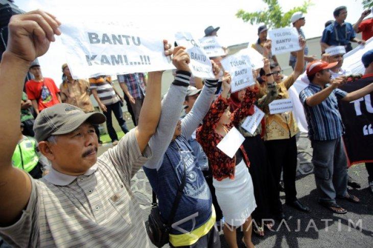 Peternak Blitar ke Jakarta Temui Presiden Jokowi