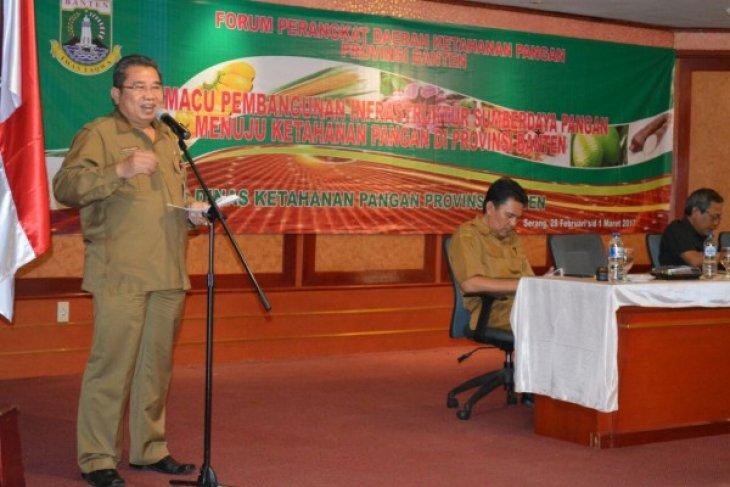 Sekda: Segera Pertajam Enam Kesepakatan DKP Banten