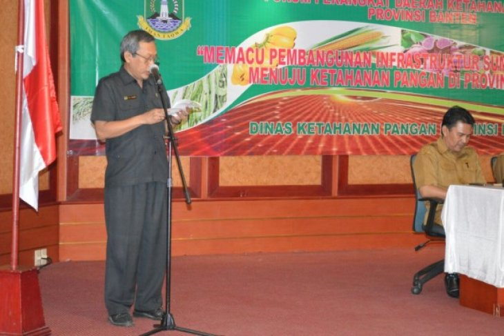 Banten Perkuat Program Ketahanan Pangan