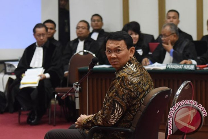Ahok claims no evidence indicating he insulted Islam