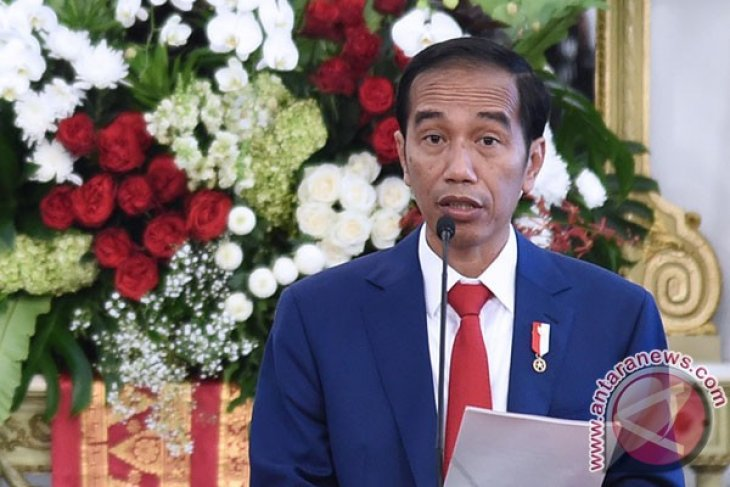 Jokowi optimistic of witnessing 10% growth in automotive industry